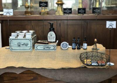 Beard Oils and Balms