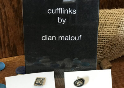 cufflinks by dian malouf