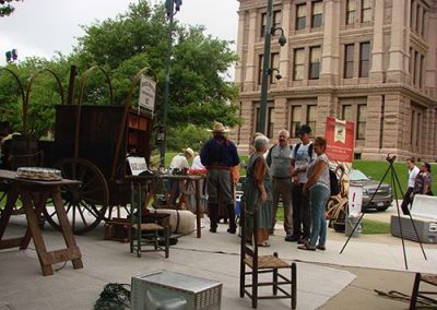 150th Anniversary of Chisholm Trail at the Capitol