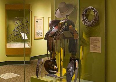 Saddle and Cowboy Gear Photo: Paul Bardagjy, Paul Bardagjy Photography